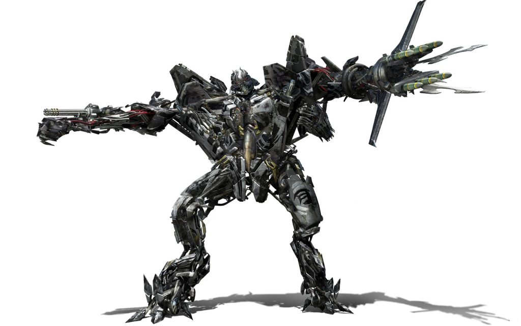 Transformers HD Widescreen Background