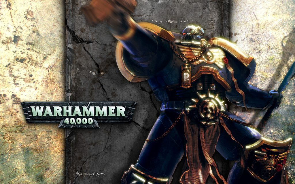Warhammer Widescreen Wallpaper