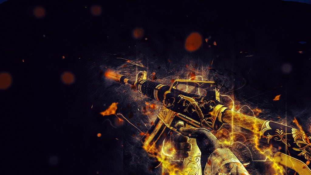 Counter-Strike: Global Offensive HD Quad HD Wallpaper