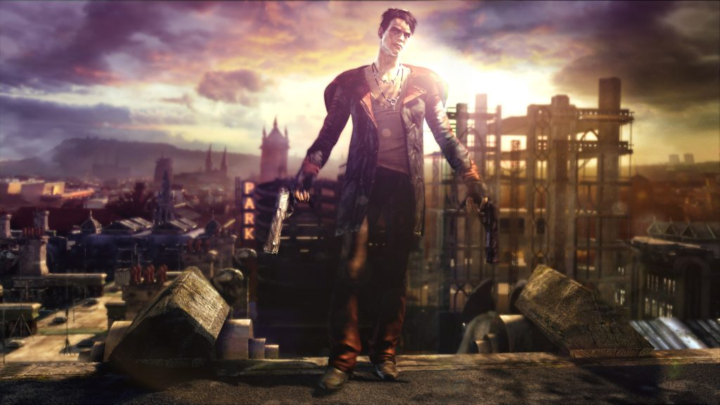 Devil May Cry Full HD Background