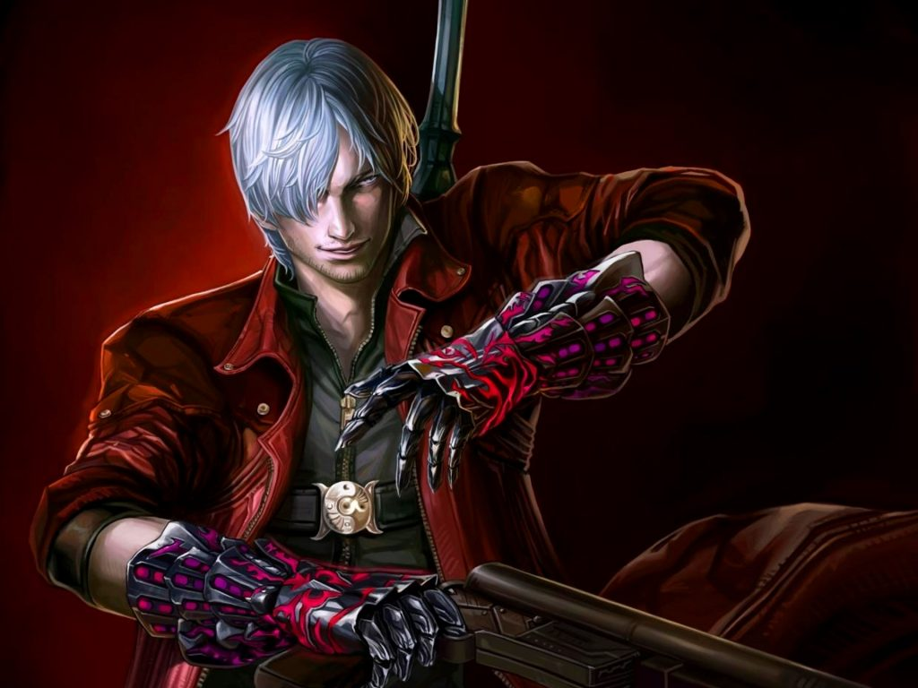 Devil May Cry Background