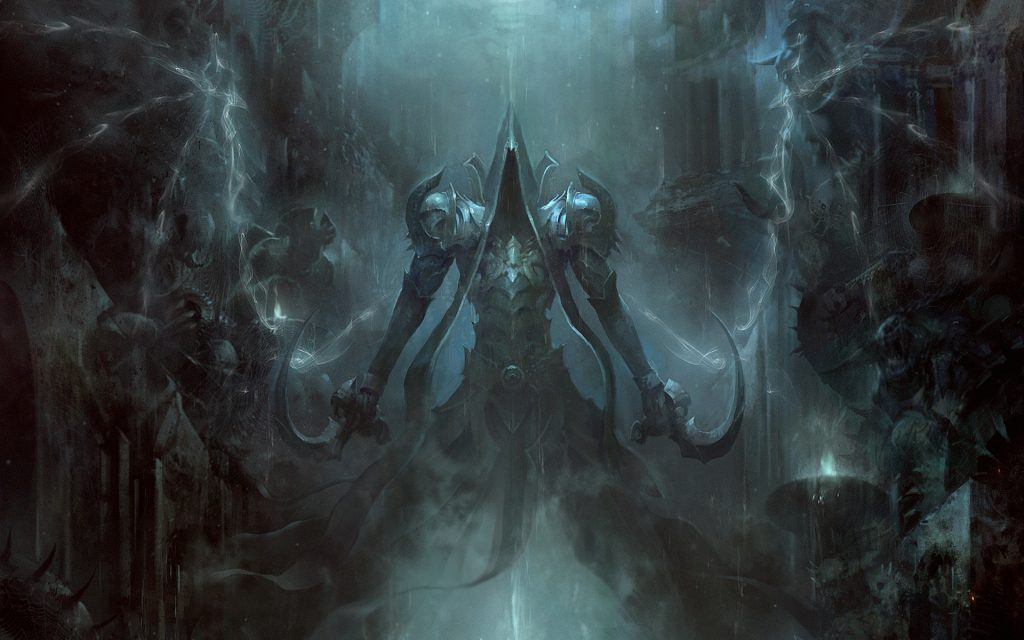 Diablo III: Reaper Of Souls HD Widescreen Wallpaper