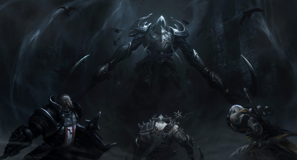 Diablo III: Reaper Of Souls HD Wallpaper