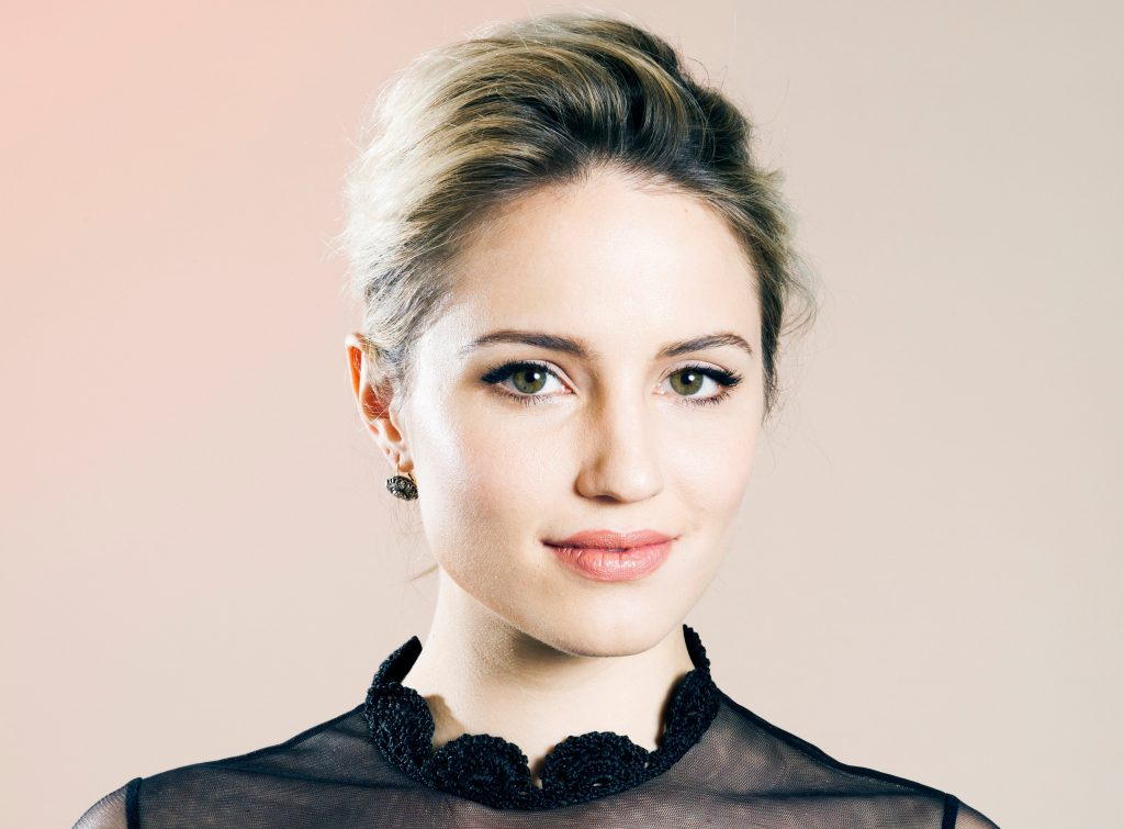 Dianna Agron HD Wallpaper