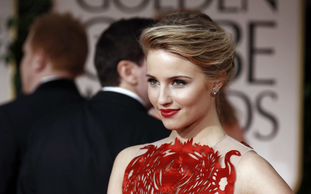 Dianna Agron HD Widescreen Wallpaper