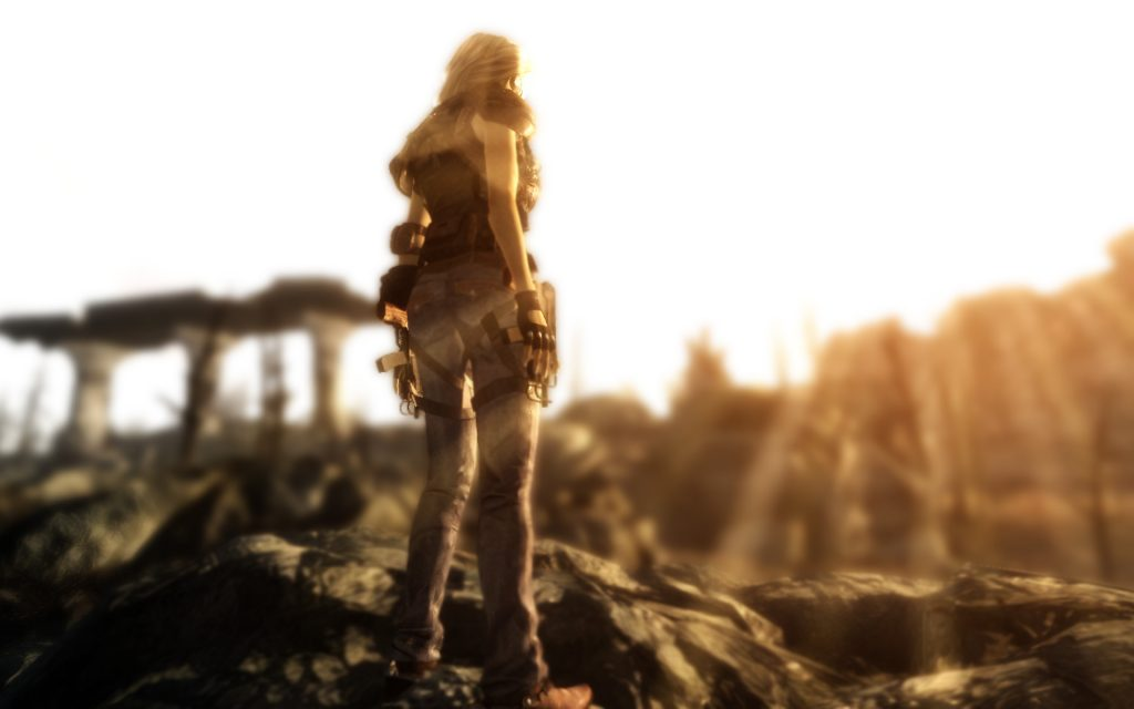 Fallout HD Widescreen Wallpaper