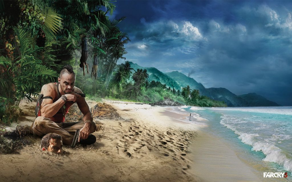 Far Cry 3 HD Widescreen Background
