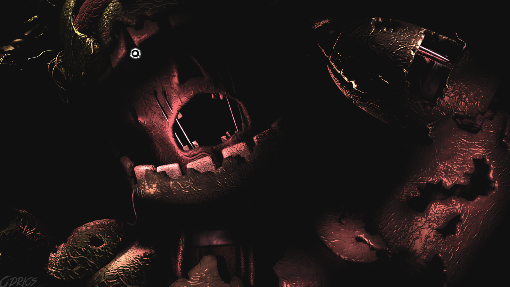 Five Nights at Freddy's 3 HD Wallpaper