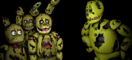 Five Nights at Freddy's 3 HD Wallpapers