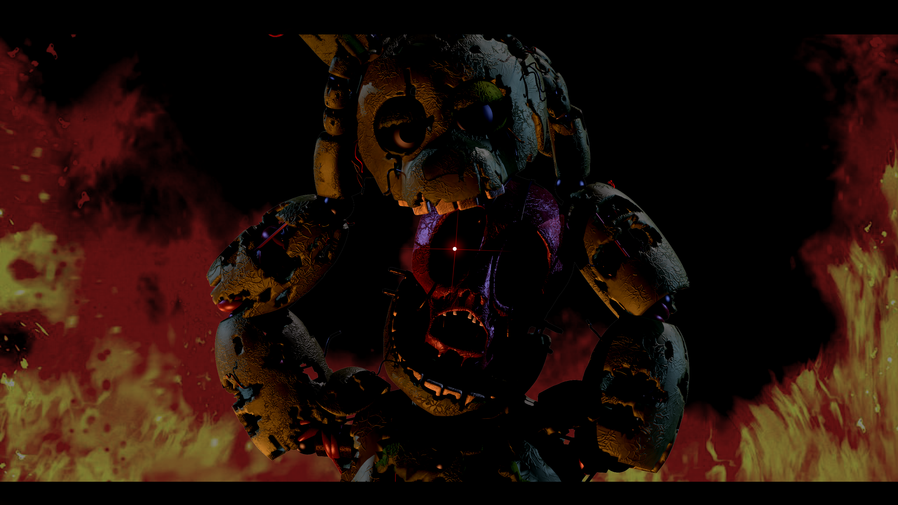 Five Nights at Freddy's 3 HD Wallpapers, Pictures, Images