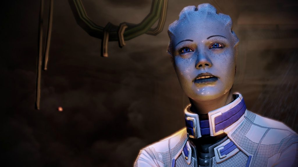 Mass Effect HD Quad HD Wallpaper