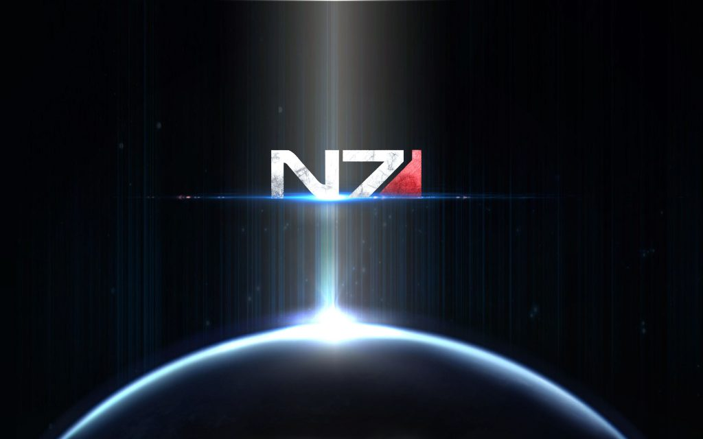 Mass Effect HD Widescreen Wallpaper