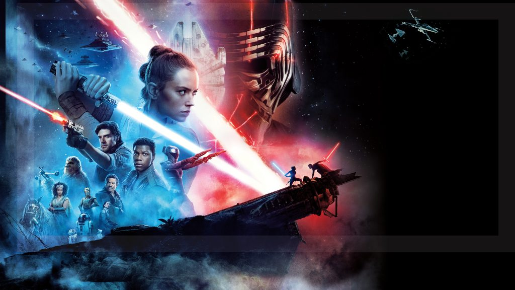 Star Wars: The Rise of Skywalker Quad HD Wallpaper