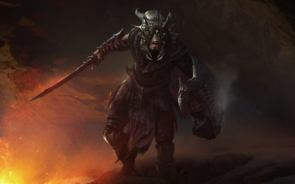 The Elder Scrolls: Legends HD Widescreen Wallpaper