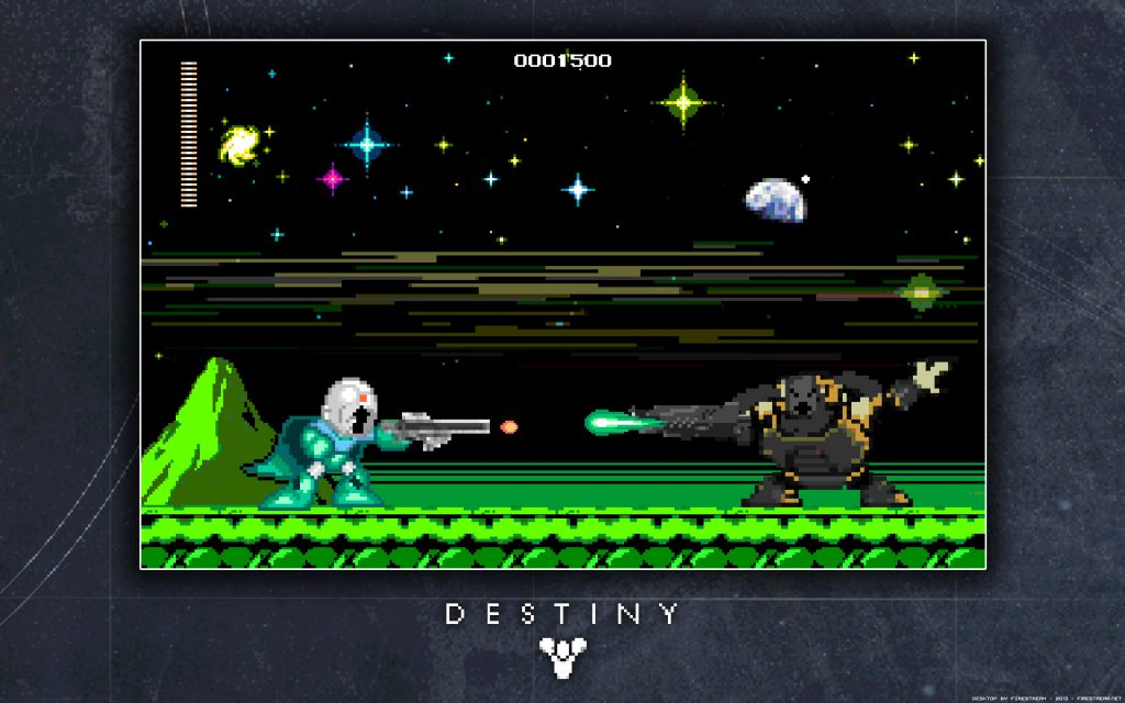 Destiny HD Widescreen Background