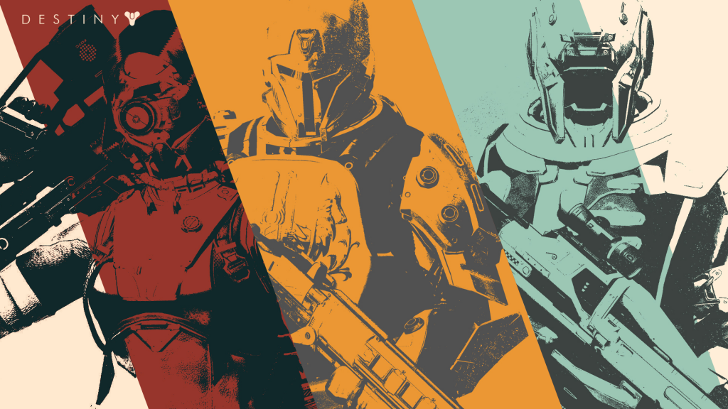 Destiny HD Full HD Background