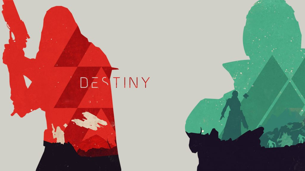 Destiny HD Quad HD Background