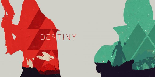 Destiny HD Backgrounds