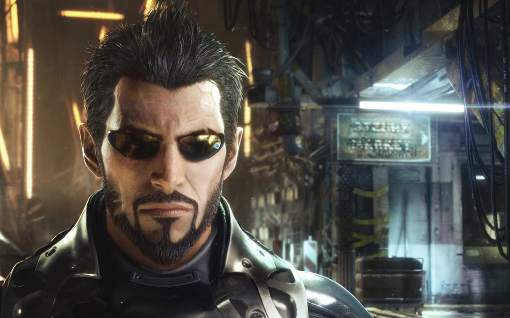 Deus Ex: Mankind Divided HD Widescreen Wallpaper
