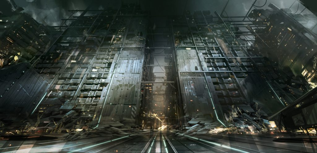 Deus Ex: Mankind Divided HD Wallpaper