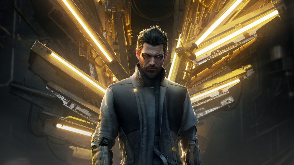 Deus Ex: Mankind Divided HD Full HD Wallpaper