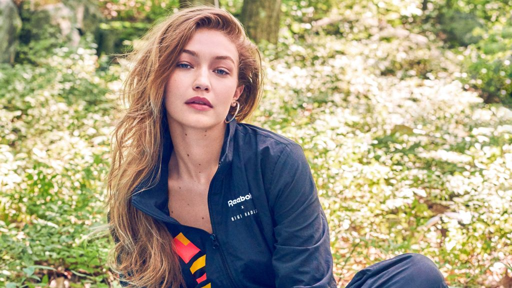 Gigi Hadid HD Quad HD Wallpaper