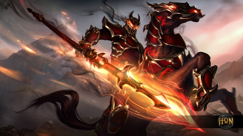 Heroes Of Newerth Full HD Background