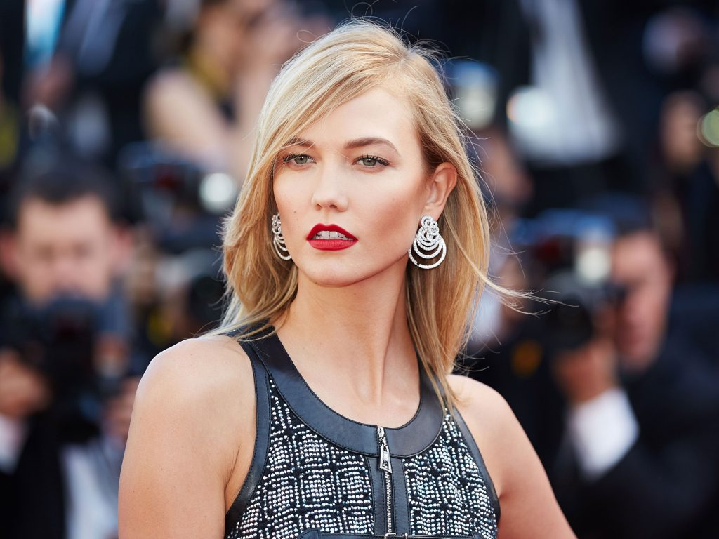 Karlie Kloss HD Background