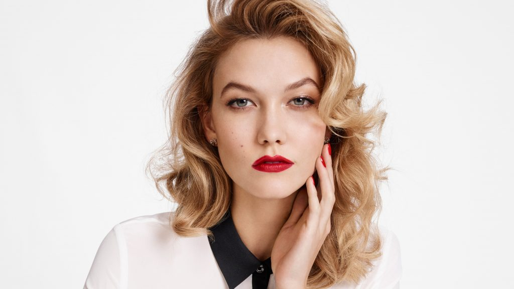 Karlie Kloss HD Quad HD Background