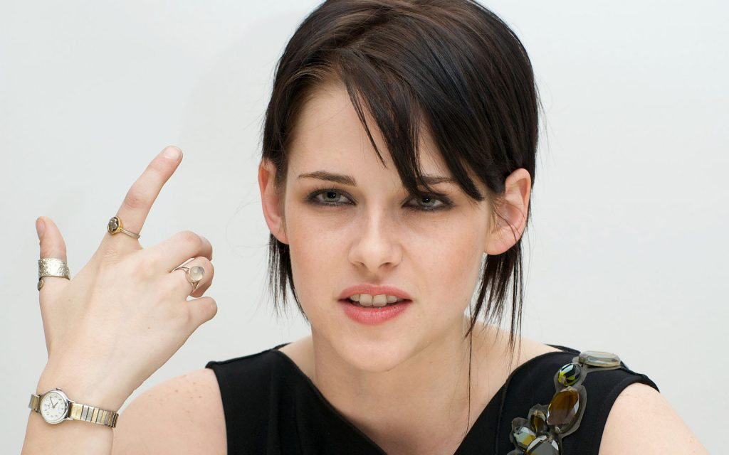 Kristen Stewart HD Widescreen Background