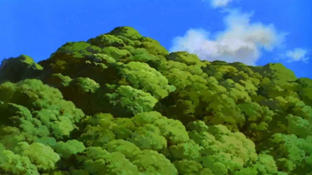 Princess Mononoke Full HD Background