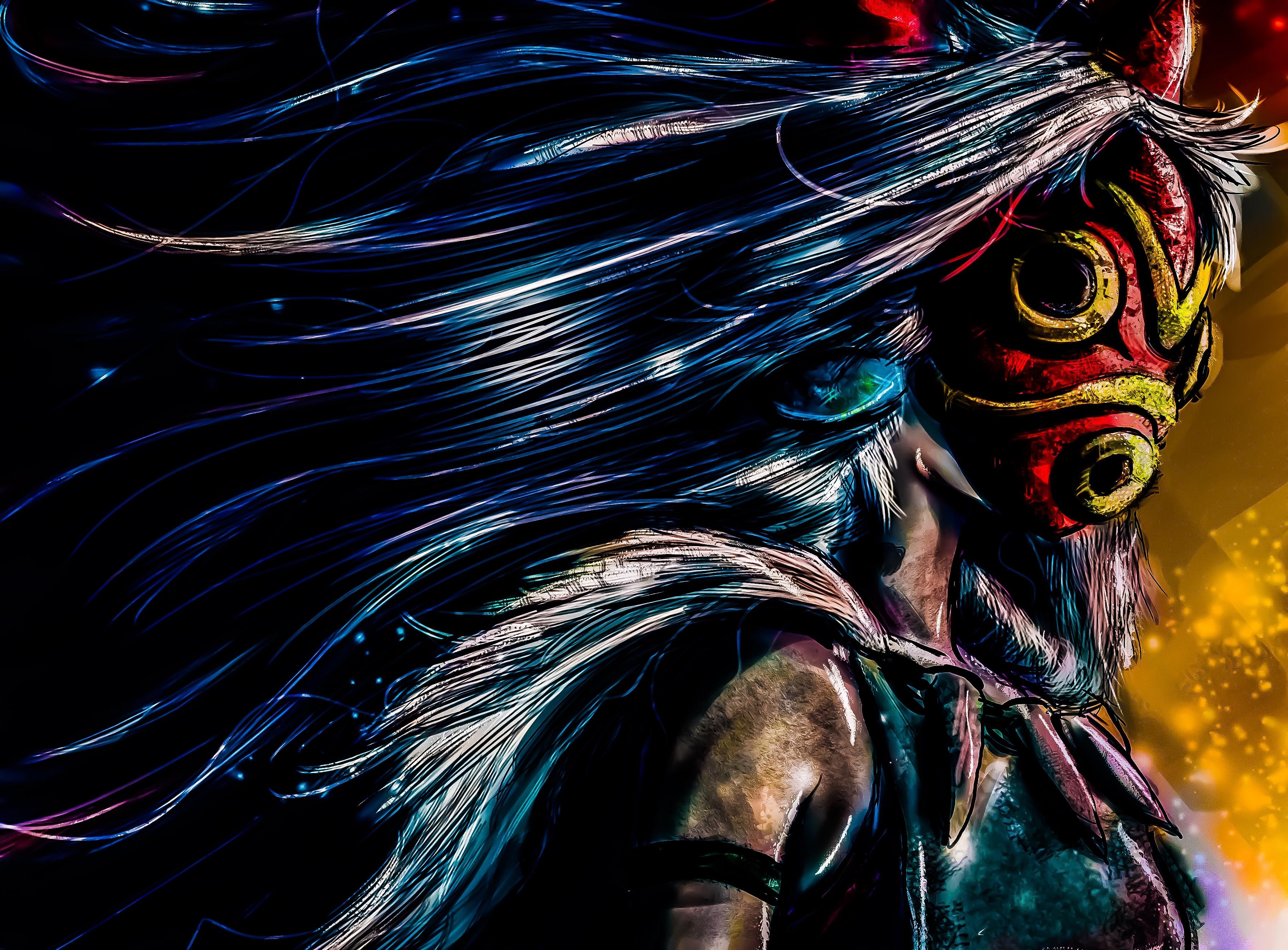 Princess Mononoke Backgrounds, Pictures, Images