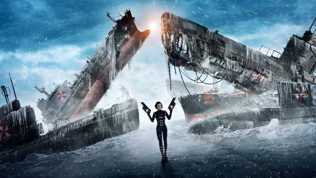 Resident Evil: Retribution Full HD Wallpaper