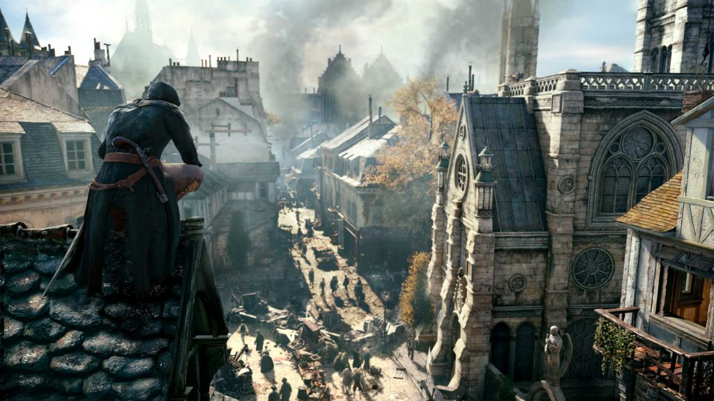 Assassin's Creed: Unity Full HD Wallpaper