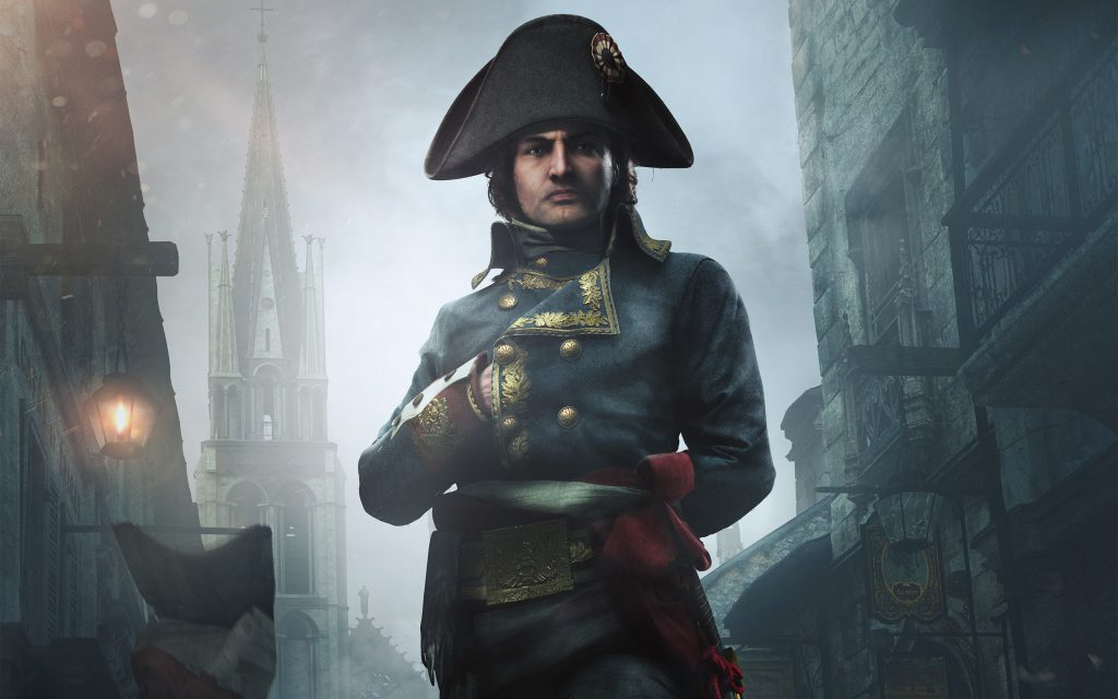Assassin's Creed: Unity Widescreen Wallpaper