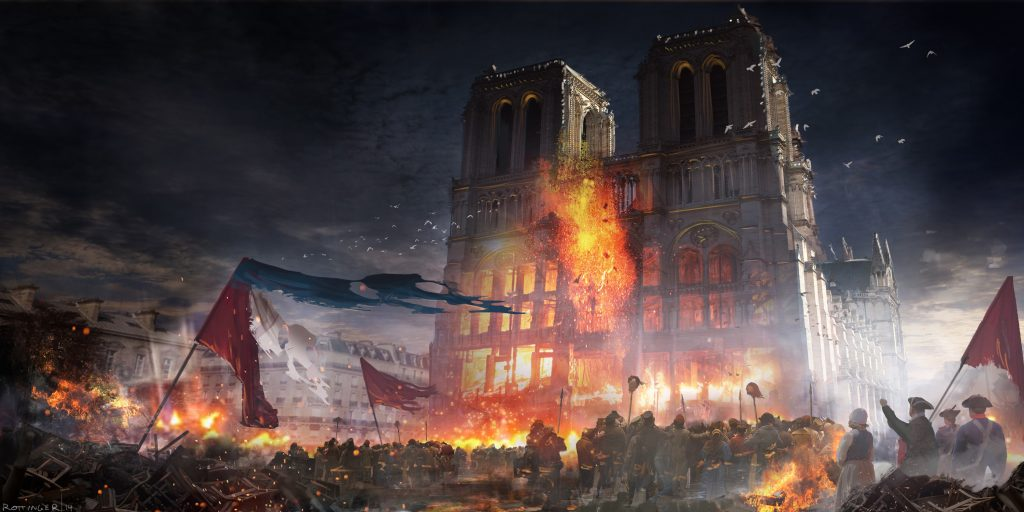 Assassin's Creed: Unity Wallpaper
