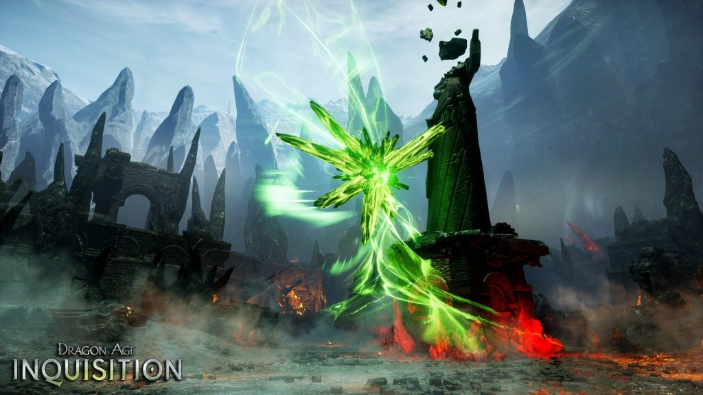 Dragon Age: Inquisition HD Full HD Wallpaper