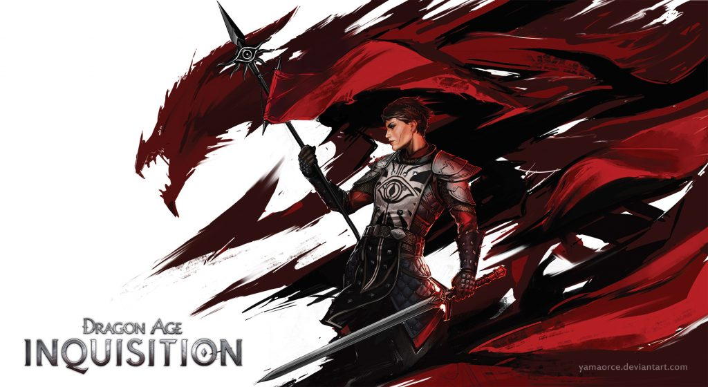 Dragon Age: Inquisition HD Wallpaper