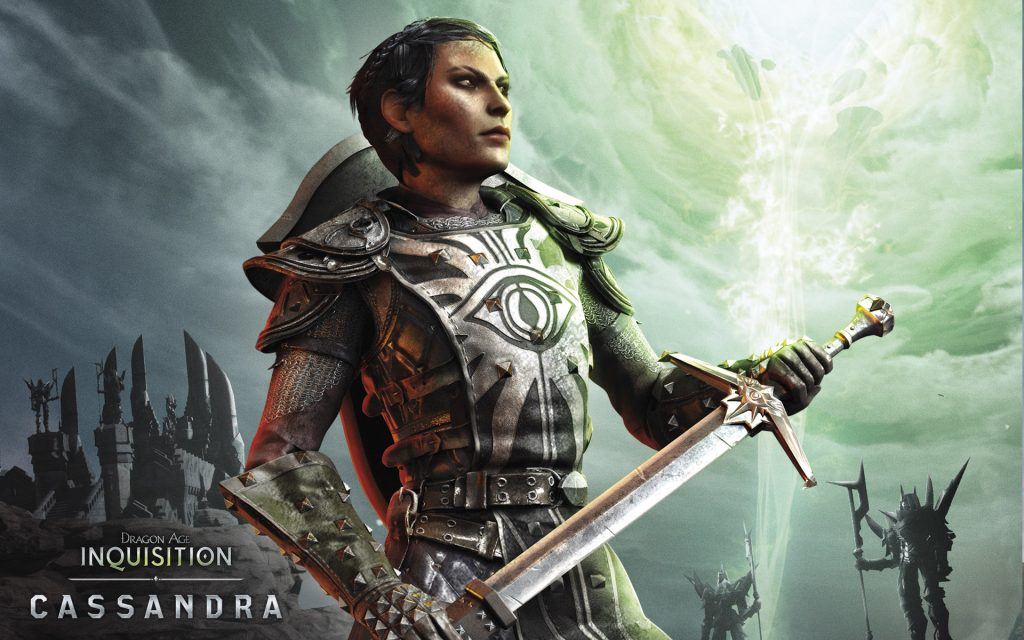 Dragon Age: Inquisition HD Widescreen Wallpaper