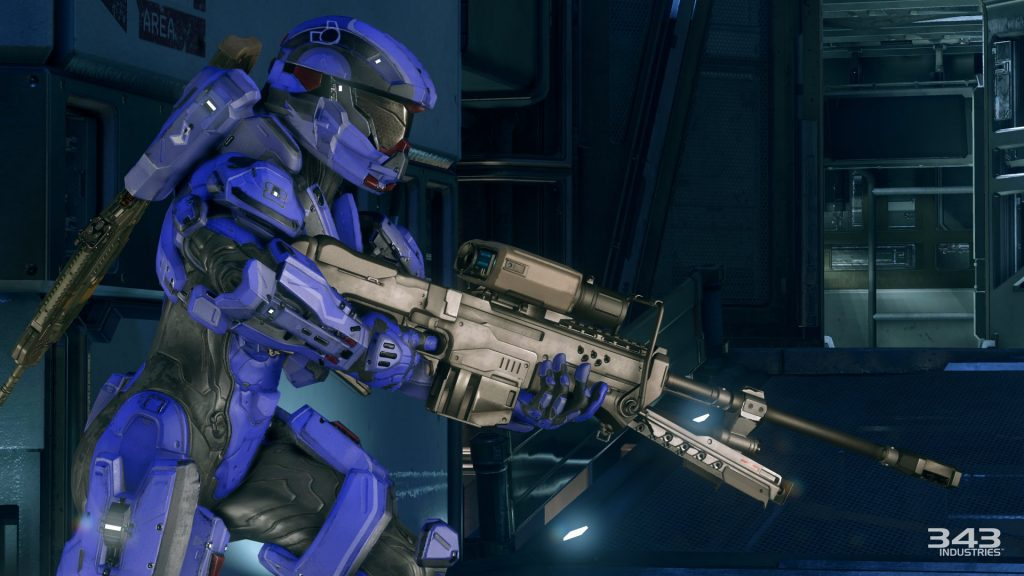 Halo 5: Guardians HD Full HD Wallpaper