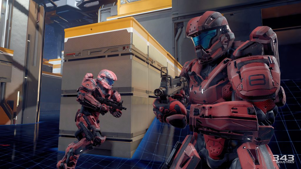 Halo 5: Guardians HD Quad HD Wallpaper