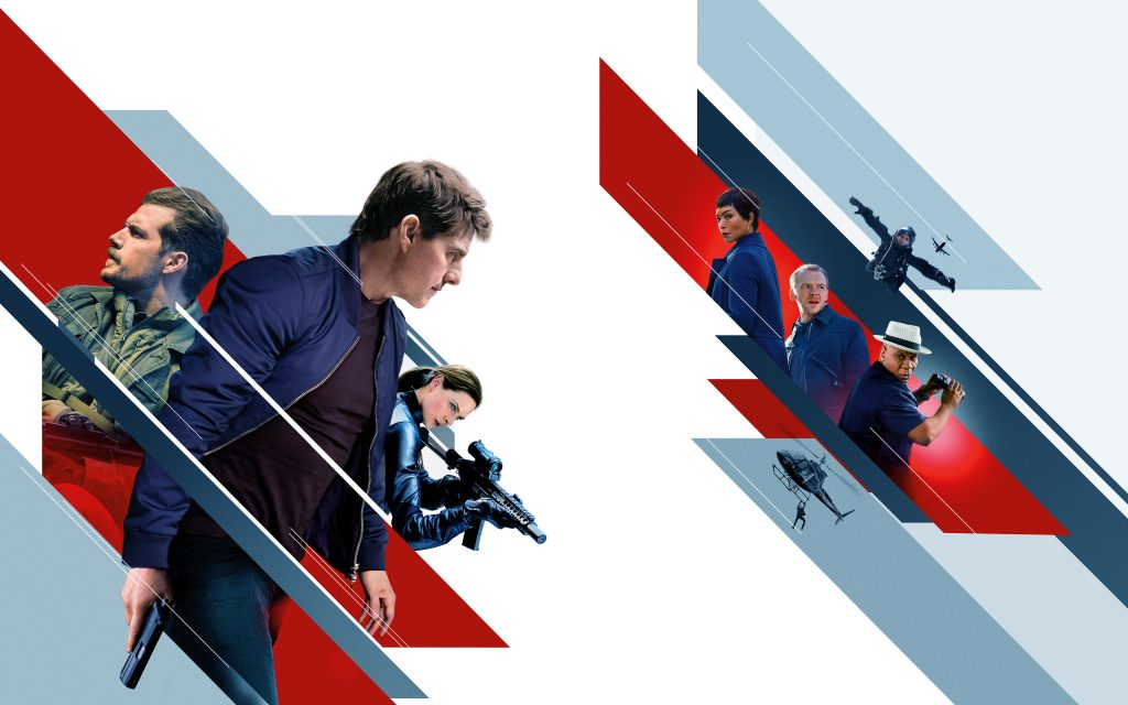 Mission: Impossible - Fallout Widescreen Background