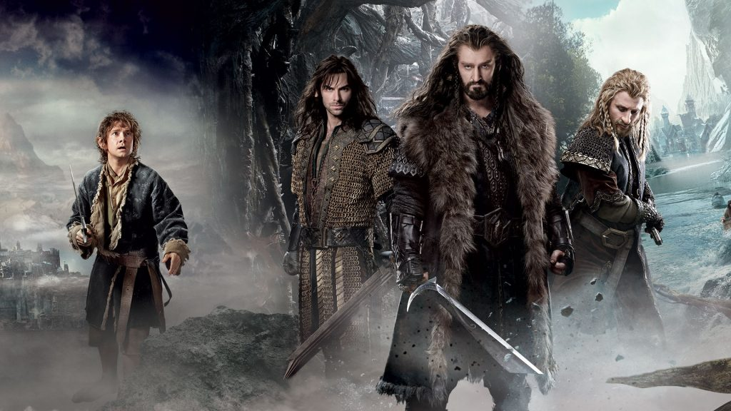 The Hobbit: The Desolation Of Smaug Full HD Background