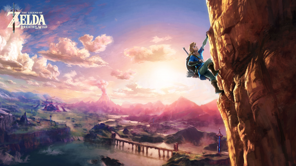 The Legend Of Zelda: Breath Of The Wild Background