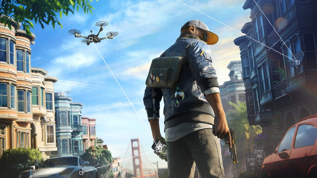 Watch Dogs 2 HD Quad HD Wallpaper