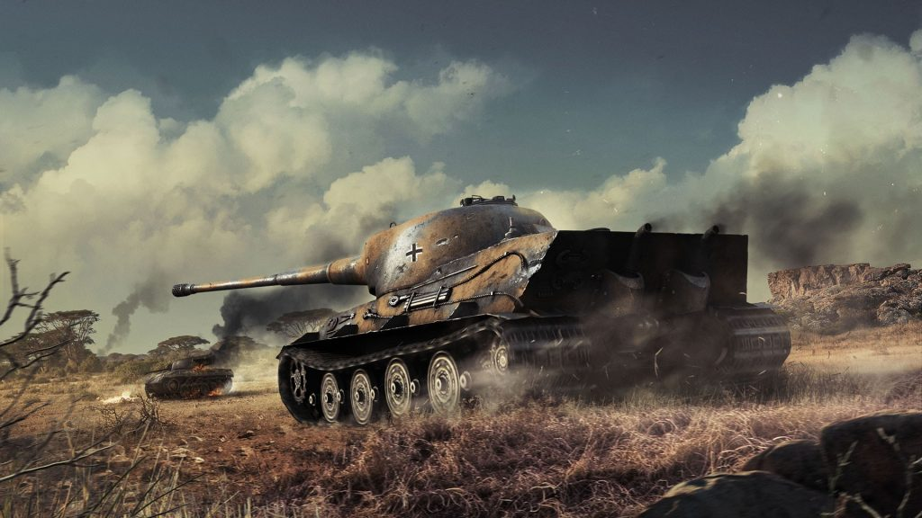 World Of Tanks HD Full HD Wallpaper