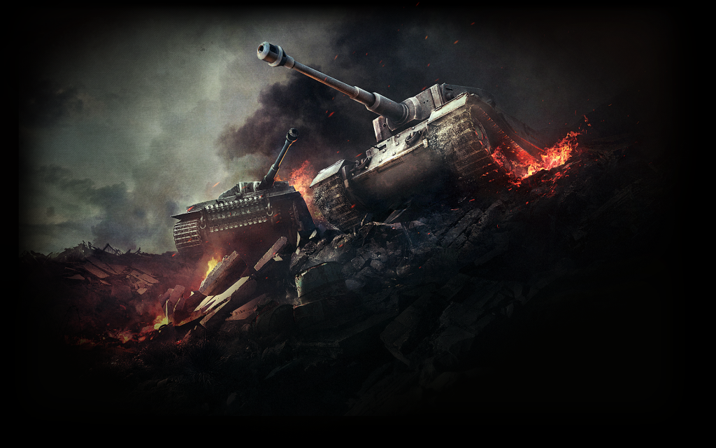 World Of Tanks HD Widescreen Wallpaper