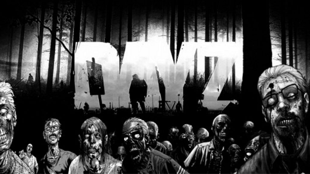 Arma 2: DayZ Mod Background