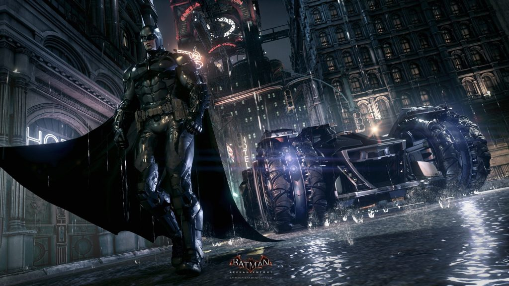 Batman: Arkham Knight Full HD Wallpaper
