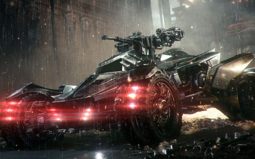 Batman: Arkham Knight Widescreen Wallpaper